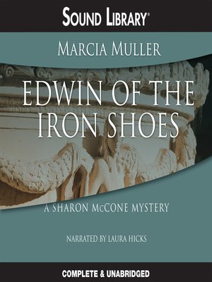 cover image of Edwin of the Iron Shoes