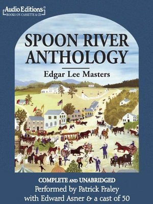 spoon river anthology monologues