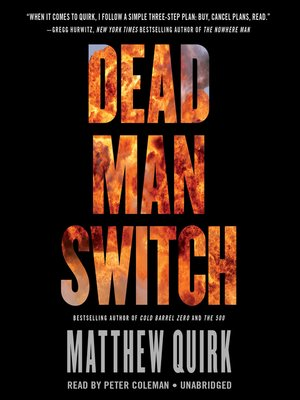 cover image of Dead Man Switch