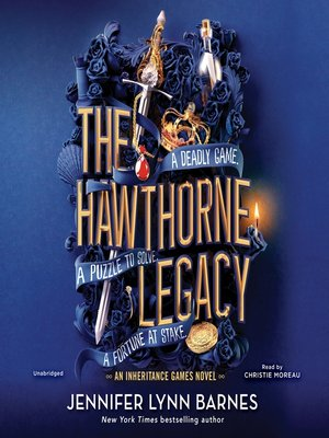 cover image of The Hawthorne Legacy