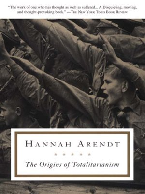 cover image of The Origins of Totalitarianism