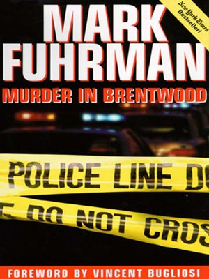 cover image of Murder in Brentwood