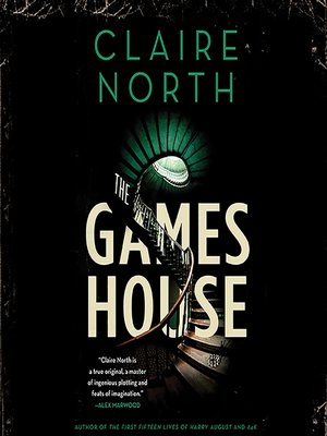 cover image of The Gameshouse