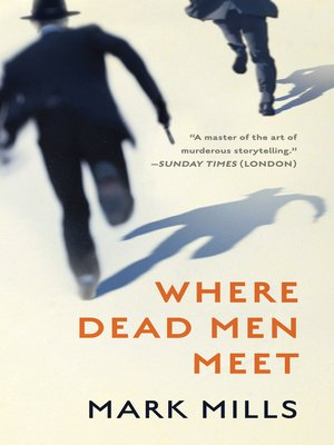 cover image of Where Dead Men Meet