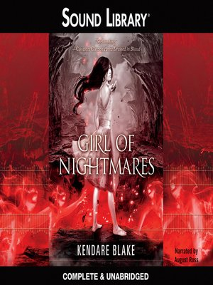 cover image of Girl of Nightmares