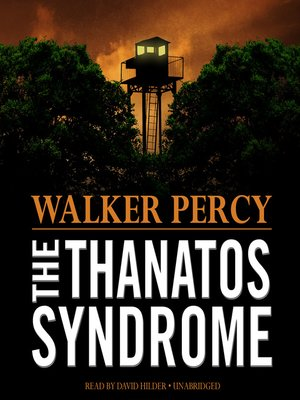 cover image of The Thanatos Syndrome