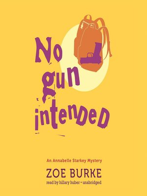 cover image of No Gun Intended