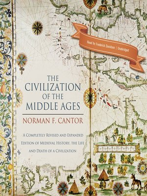cover image of The Civilization of the Middle Ages