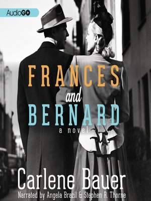 cover image of Frances and Bernard