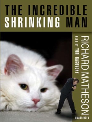 cover image of The Incredible Shrinking Man