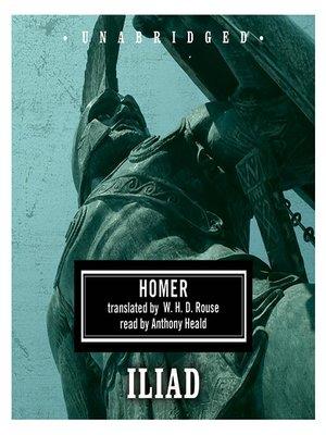 cover image of Iliad