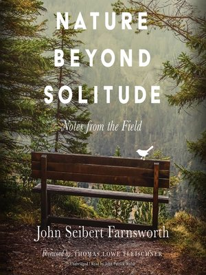 cover image of Nature beyond Solitude