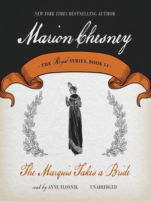 cover image of The Marquis Takes a Bride