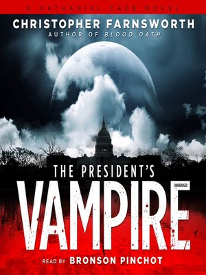 cover image of The President's Vampire
