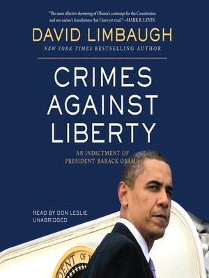 cover image of Crimes Against Liberty