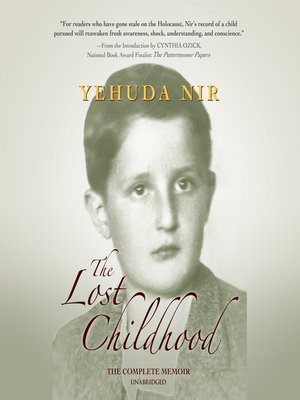 cover image of The Lost Childhood