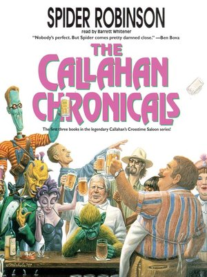 cover image of The Callahan Chronicals