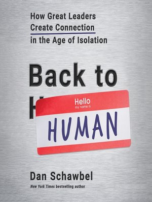 cover image of Back to Human
