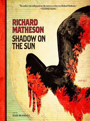cover image of Shadow on the Sun