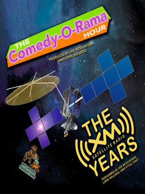 cover image of The Comedy-O-Rama Hour