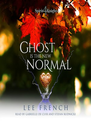cover image of Ghost Is the New Normal