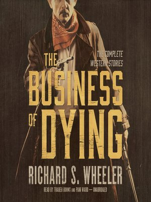 cover image of The Business of Dying