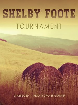 cover image of Tournament