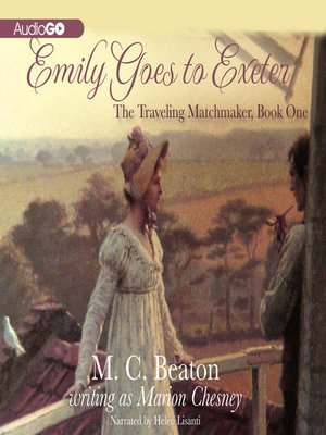 cover image of Emily Goes to Exeter