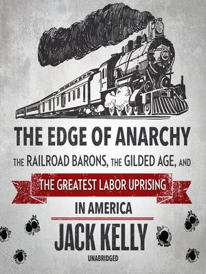 cover image of The Edge of Anarchy