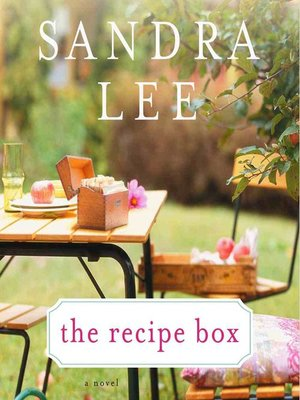 cover image of The Recipe Box
