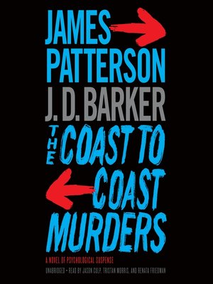 cover image of The Coast-to-Coast Murders