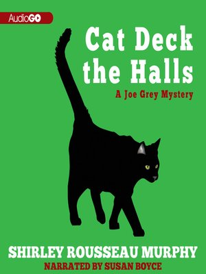 cover image of Cat Deck the Halls