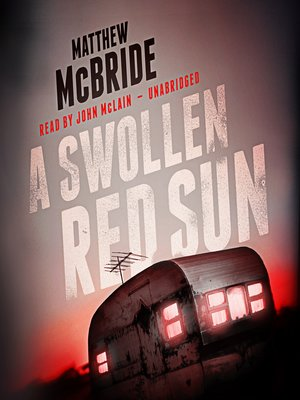 cover image of A Swollen Red Sun