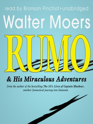 cover image of Rumo & His Miraculous Adventures