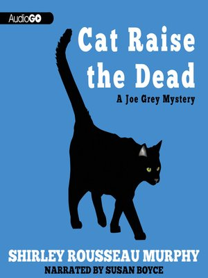 cover image of Cat Raise the Dead