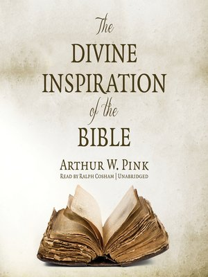 "evidences for the divine inspiration of the bible essay John milton's ""paradise lost"" and its basis on the bible milton draws his inspiration from we can write a custom essay on  john milton's ""paradise."