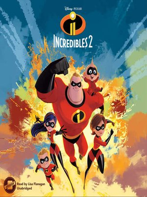 cover image of Incredibles 2