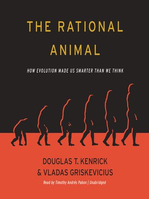 cover image of The Rational Animal