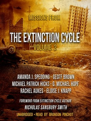 cover image of Missions from the Extinction Cycle, Volume 2