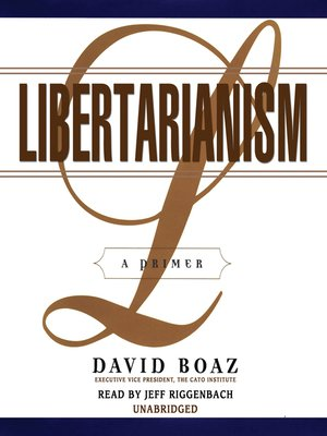 cover image of Libertarianism