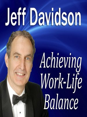 cover image of Achieving Work-Life Balance