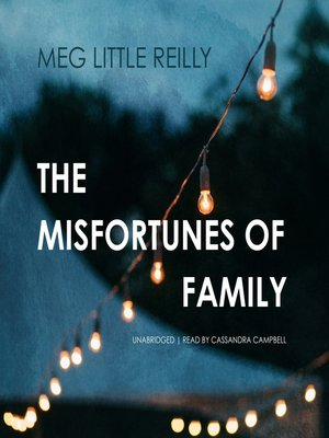 cover image of The Misfortunes of Family