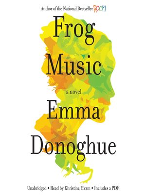 cover image of Frog Music