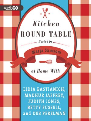 cover image of Kitchen Round Table