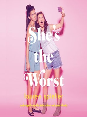 cover image of She's the Worst