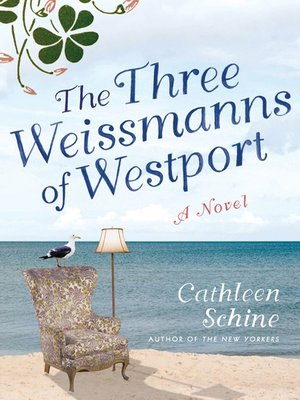 cover image of The Three Weissmanns of Westport