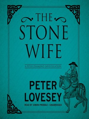cover image of The Stone Wife