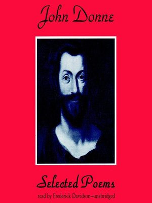 cover image of John Donne