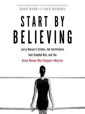 cover image of Start by Believing