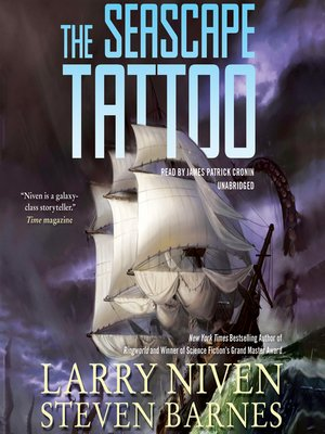 cover image of The Seascape Tattoo